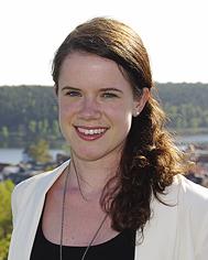 Linda Norberg (M) Ordförande Utbildningsnämnden Nacka