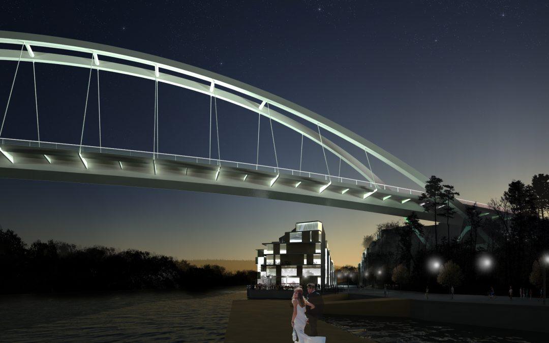 Kvarholmsbron börjar byggas