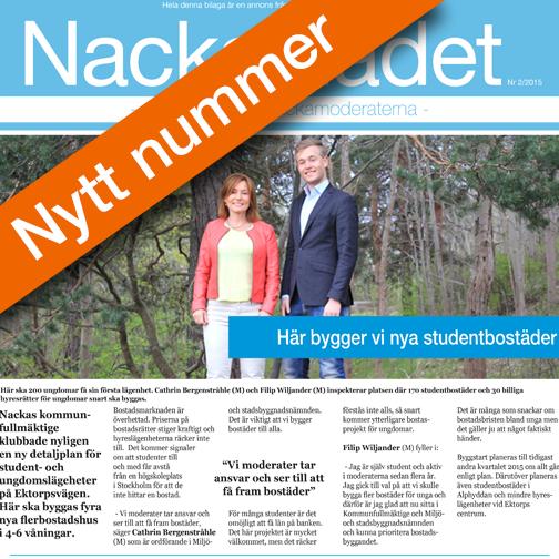 Nackabladet nr 2 – 2015