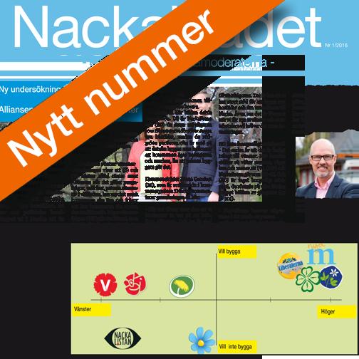 Nackabladet #1 – 2016