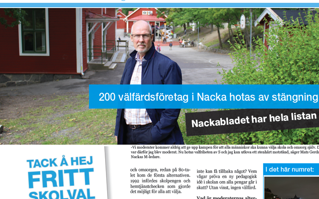 Nackabladet #3, 2017, ute nu!